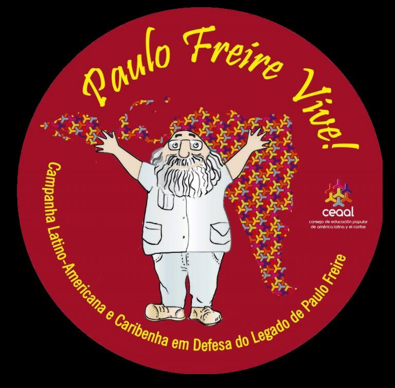 ¡Paulo Freire Vive!