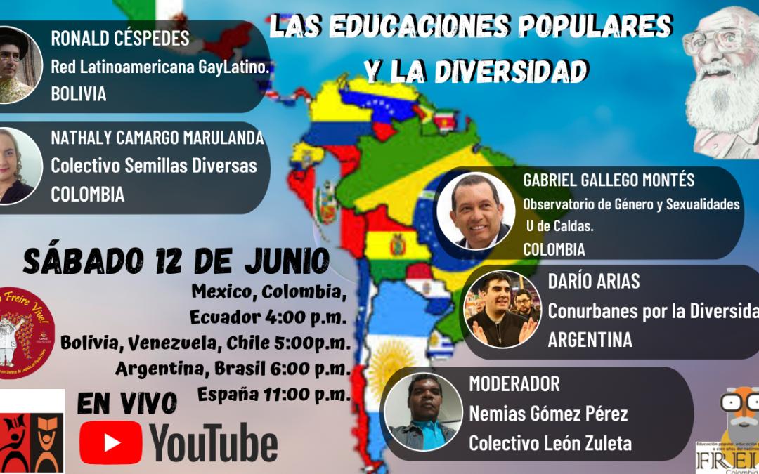 Las educaciones populares y la diversidad